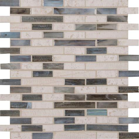 mosaic tile ms international flooring 12 in x 12 in ms international kaledo interlocking 12 in x 12 in x 6