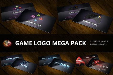 Business Cards Psd Templates Mega Pack by Logo Mega Pack Business Card Templates On Creative