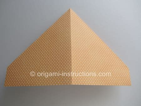 Origami Photo Stand - origami photo stand folding