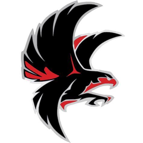 Kaos Atlanta Hawks Logo falcon school mascot falcon school mascot