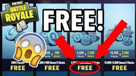 fortnite v bucks free how to get free v bucks in fortnite battle royale free v