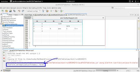 javafx dynamic layout read csv run in background thread and update javafx