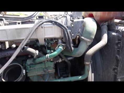 volvo d12 2007 egr valve blocking mongol