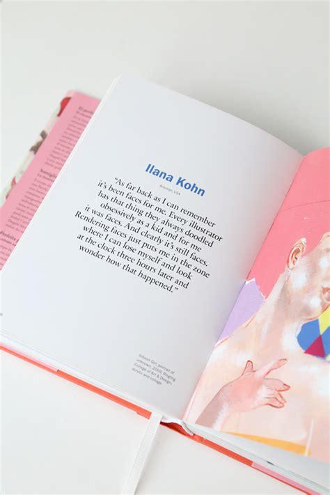 libro illustration now 2 libro review illustration now portraits la vida en craft