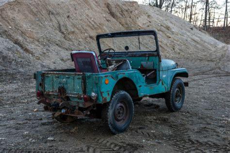 Jeep Pto 1955 Willys Jeep Cj5 W Pto 3 Point Hitch Original