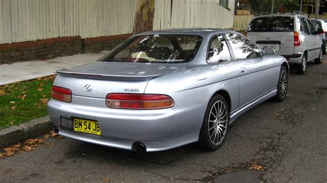 old lexus cars aussie old parked cars 2001 lexus sc 300