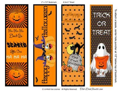 printable pumpkin bookmarks halloween pumpkin bookmarks book marks cup653982 2049