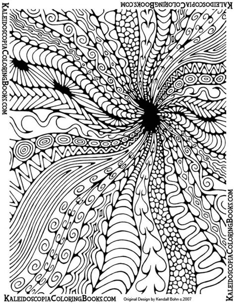 abstract coloring pages for adults coloring home