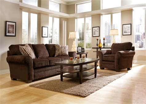 room setting broyhill zachary living room set