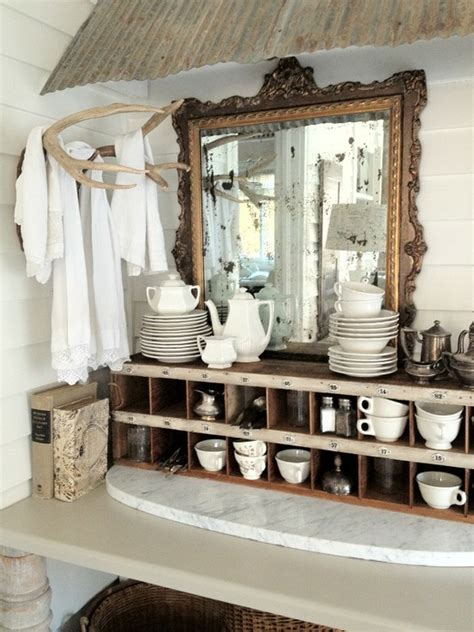 Rustic chic decorating ideas, rustic shabby chic kitchen vintage shabby chic rustic home decor