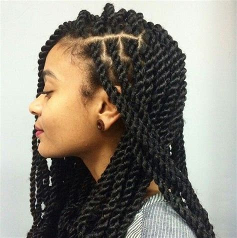 big twists with weavehow to marley twists ebena hair stylists