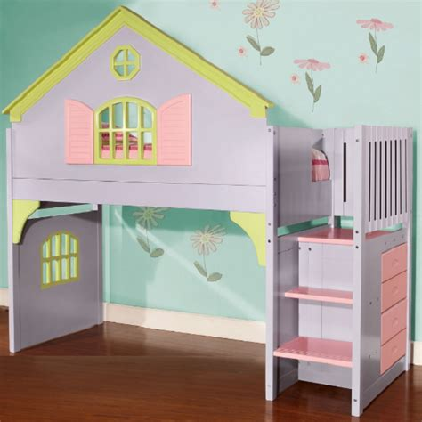 doll house loft bunk bed 301 moved permanently