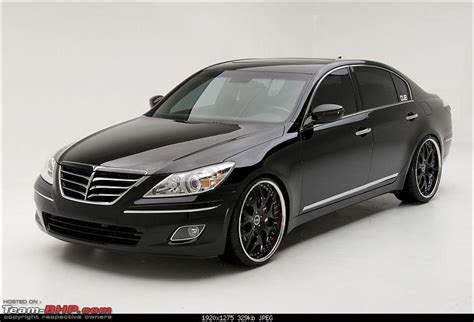 Hyundai Equus Horsepower by 429 Horsepower 5 0 Liter Version V 8 For Genesis Equus