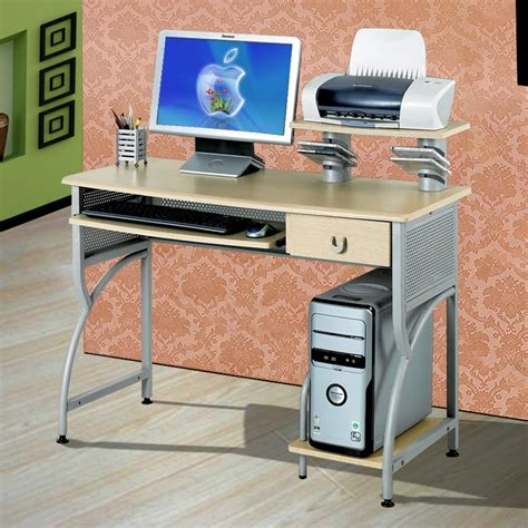 Desktop Computer Desk Sunteam Home Desktop Computer Desk Computer Desk Desk Simple Desk Study Tables New Shipping In