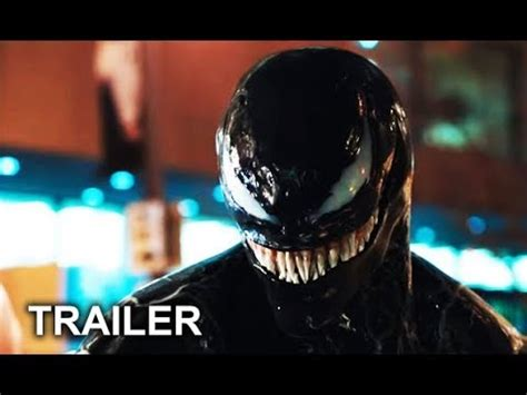 venom trailer 2 español 2018 youtube
