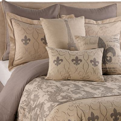 fleur de lis bedding buy fleur de lis decorations from bed bath beyond