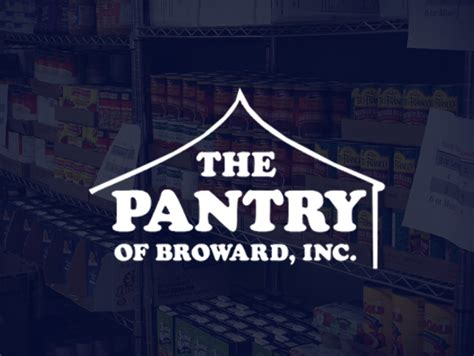 The Pantry Of Broward nppi