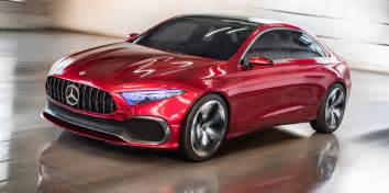 Mercedes Classe A 2018 Mercedes A Class Sedan Concept Revealed