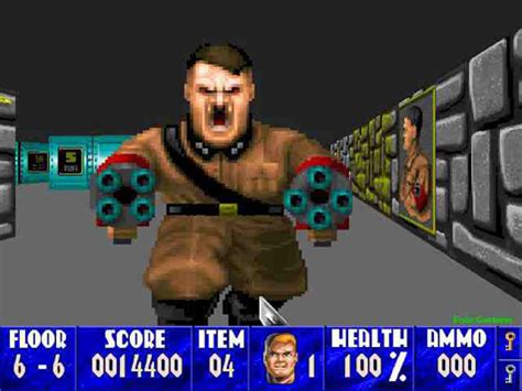 achtung ! wolfenstein 3d turns 20 and is free for you to