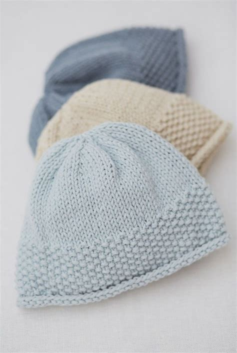 easy to knit baby hat free newborn knitting patterns crochet and knit