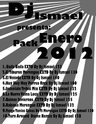 baila morena dj daxel rmx enero 2012 mixmeister dj