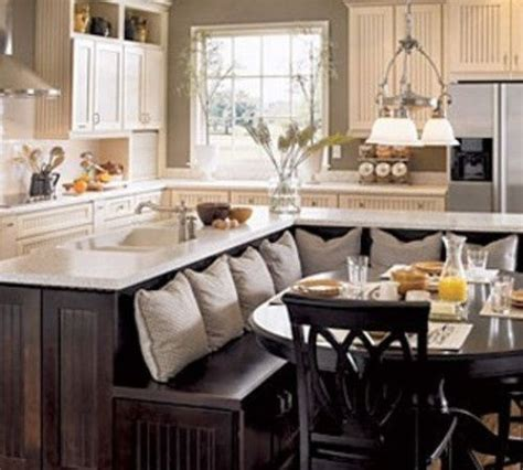 Kitchen Island With Seating Area Rustic Kitchen Islands With Seating With Booths Kitchen