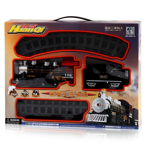 set with smoke huanqi 3500 1a classic battery operated set with