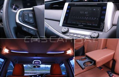 Ccd Kamera Parkir Belakang Mobil Innova New 1 drive toyota all new kijang innova v 2 0 m t oto