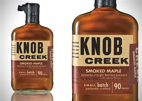 knob creek smoked maple bourbon hiconsumption