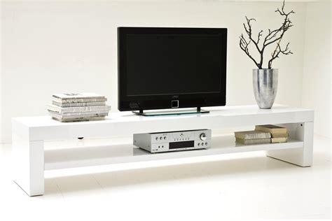 banc tv blanc laque banc de lit blanc laque