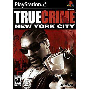 true crimes new york city sony playstation 2 game