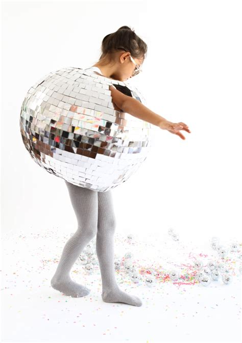 diy new year costume a glitzy themed for new years