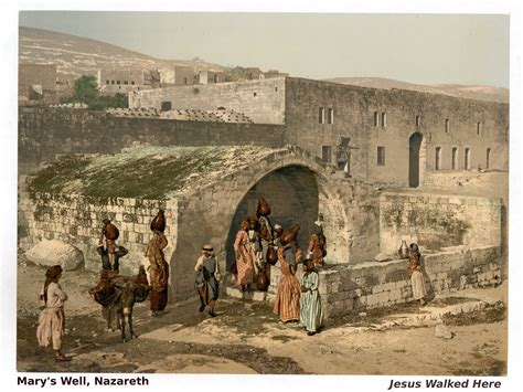 nazareth jesus walked here tours