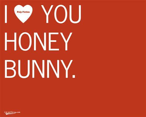 imágenes de i love you honey i love you honey bunny by imnotlazy on deviantart