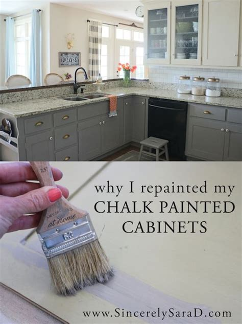 can you chalk paint kitchen cabinets why i repainted my chalk painted cabinets chalk paint