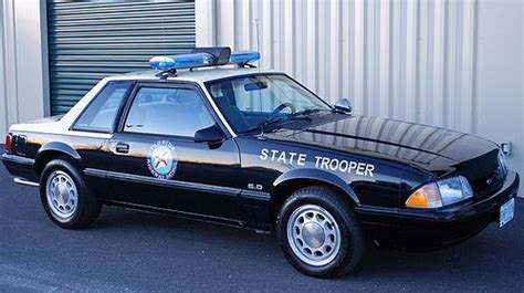 Florida Highway Patrol Number Search 1992ford Mustang Notchback Coupe Fhp Florida Highway