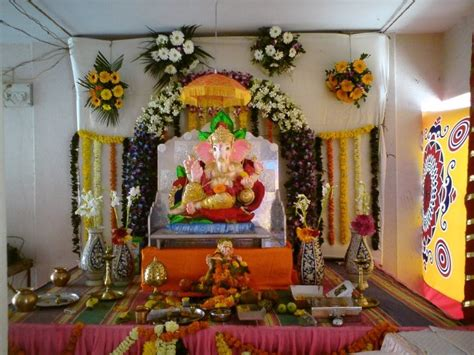 bhagwan ji   ganpati decoration ideas ganesh