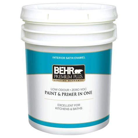 behr paint colors low voc behr premium plus 5 gal 50 ultra white zero voc