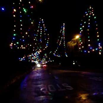 christmas tree lane altadena boise