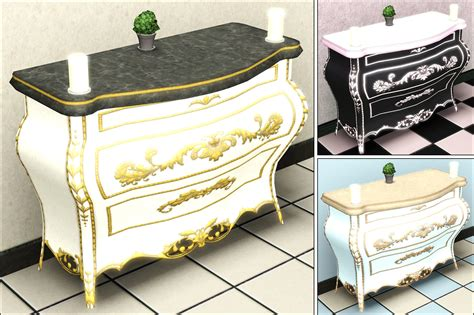 Sims 3 Furniture by Parsimonious The Sims 3 Furniture