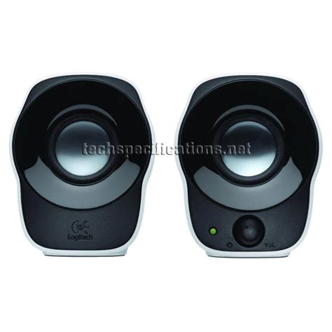 Speaker Komputer Logitech Z120 logitech z120 pc speaker tech specs