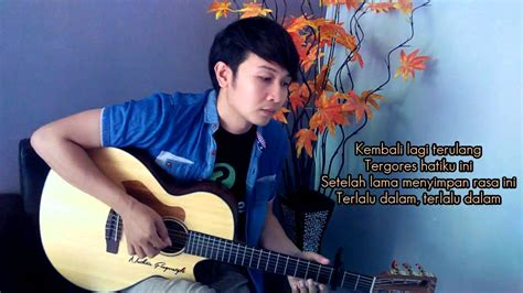 Tutorial Fingerstyle Guitar Nathan   geisha sementara sendiri ost single nathan