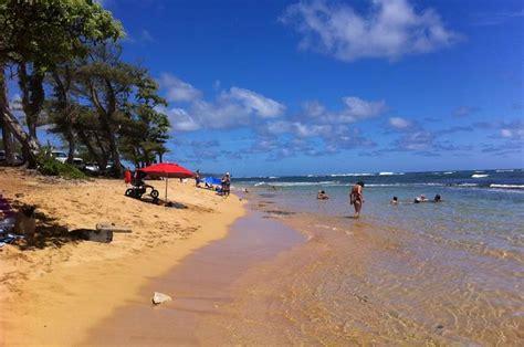 Fuji Beach (Baby Beach) in Kapaa, Kauai   Kauai.com