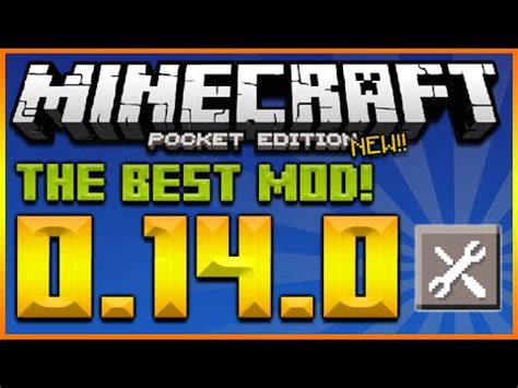 mcpe game console mod minecraft pocket edition 0 14 0 the best app the