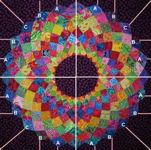 Dahlia Quilt Pattern by Free Dahlia Pattern And Follow Along