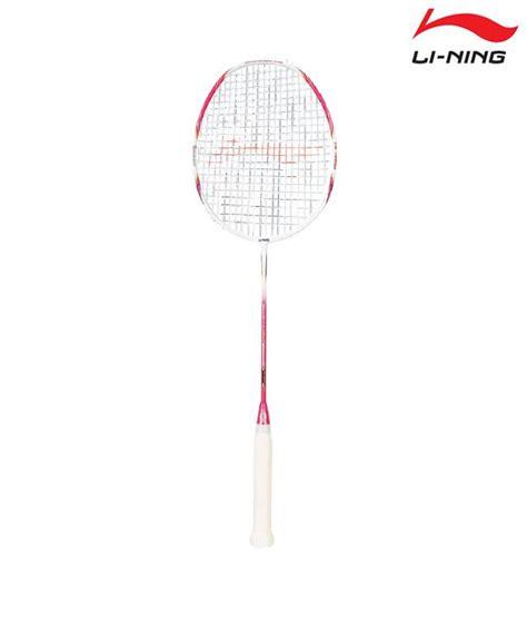 li ning woods n60 badminton racket buy at best