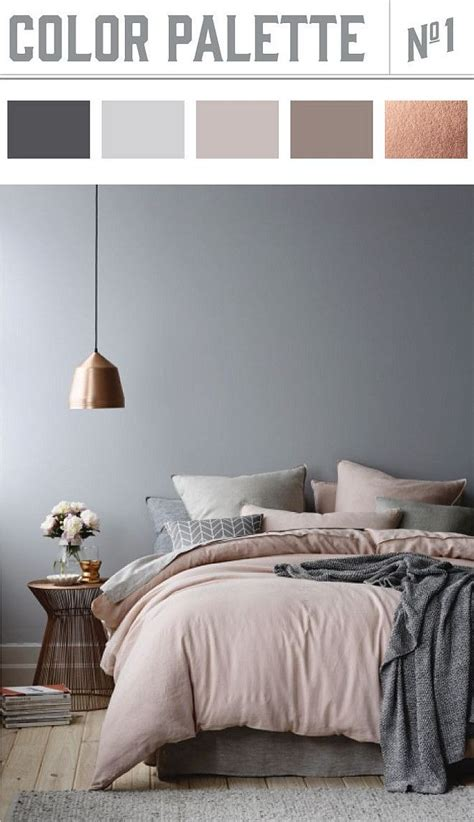 light paint colors for bedrooms best 25 muted colors ideas on blush bedroom