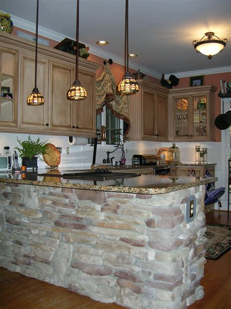 stone accent wall kitchen farmhouse with kitchen sink in stone accent wall kitchen farmhouse with kitchen sink in