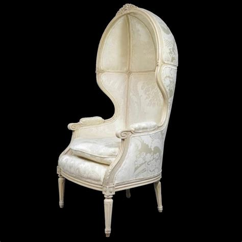 french canopy chair 1000 images about hooedd chairs french hooded chairs on