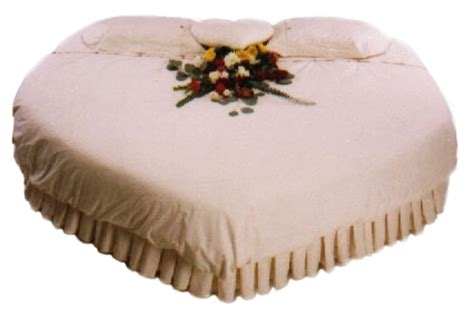 heart shaped bed all natural heart shaped mattress